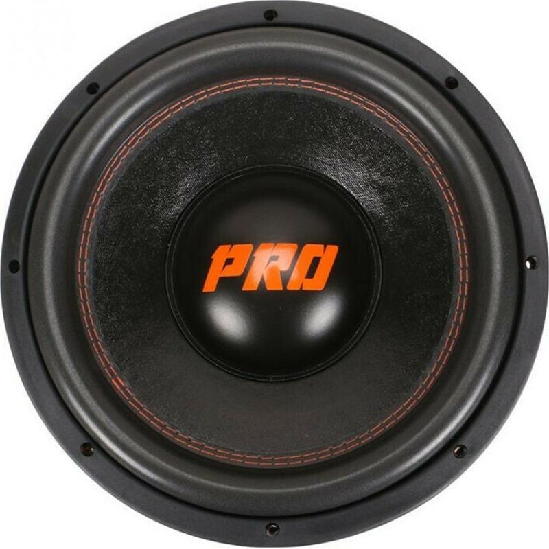 Gas Car Audio PRO12D2