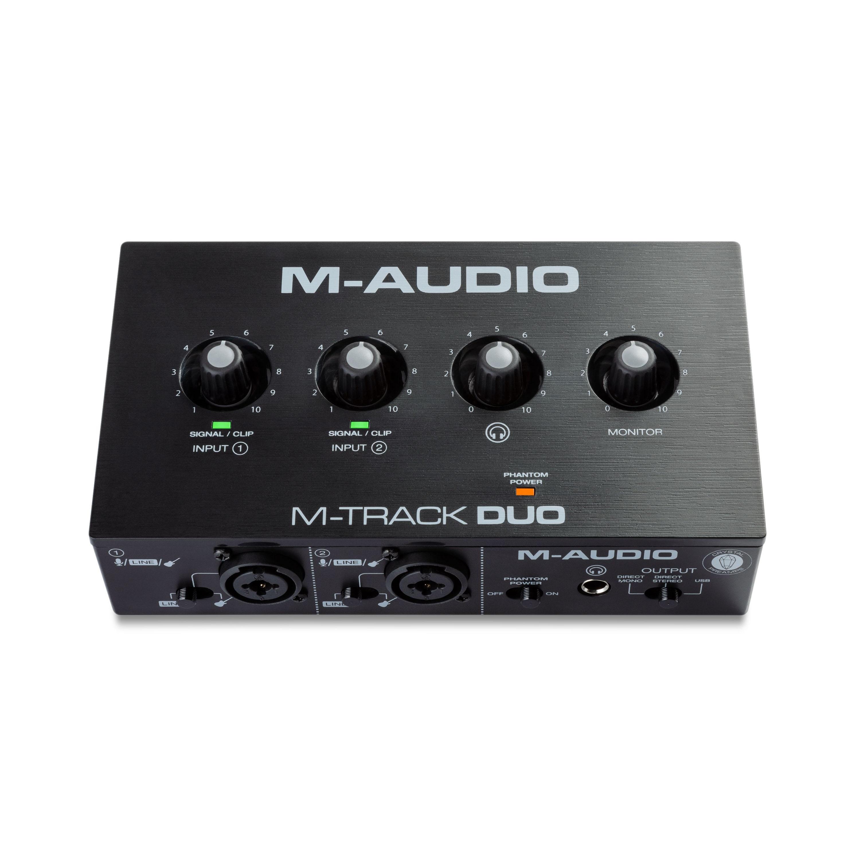 M-Audio M-Track Duo Κάρτα Ήχου