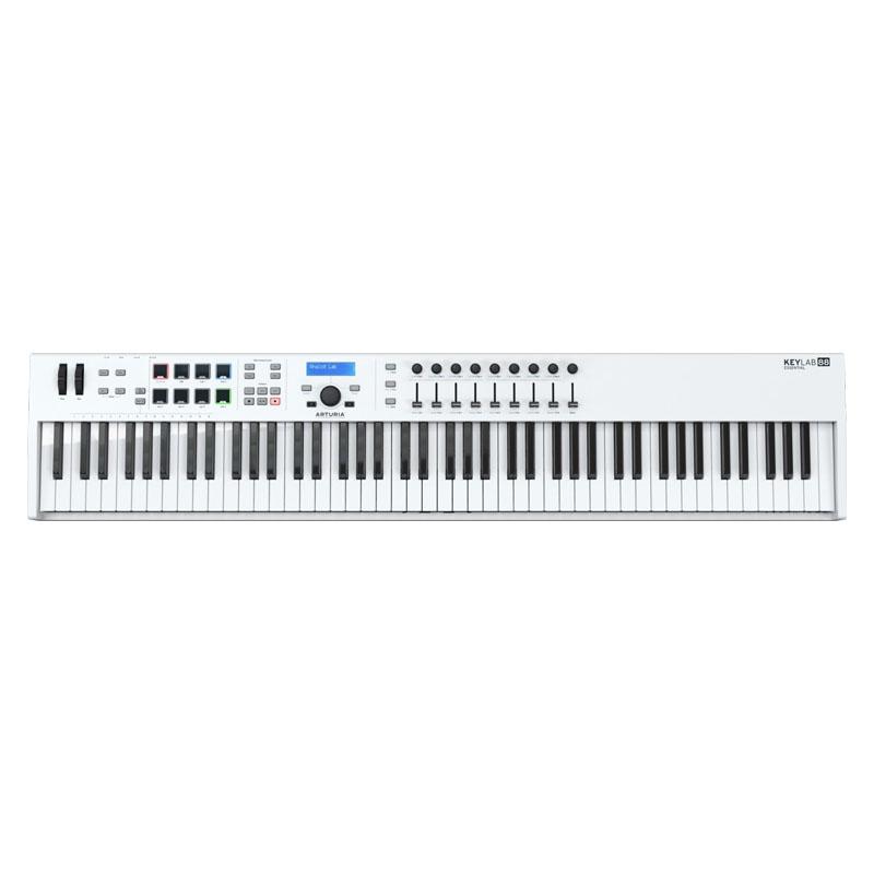 Arturia KeyLab 88 Essential Midi Keyboard