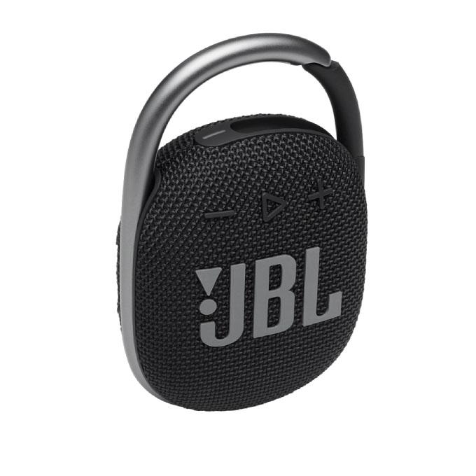 JBL Clip 4 Midnight Black