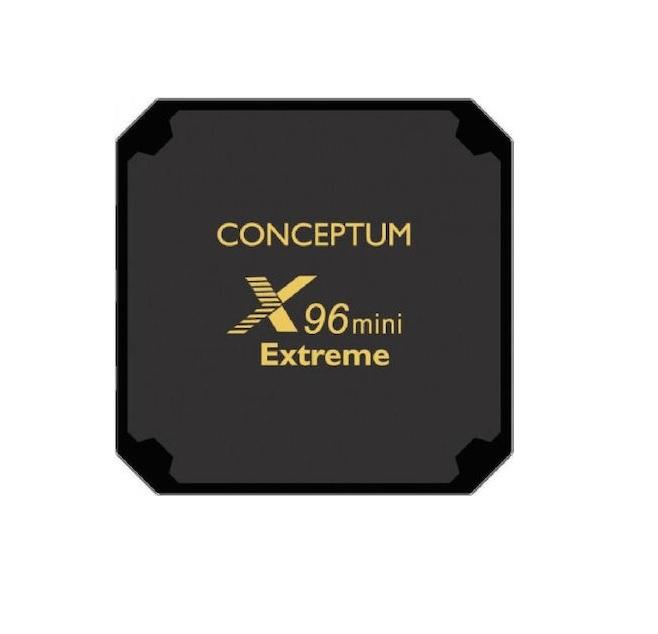 Conceptum Android TV Box x96 Μini Εxtreme