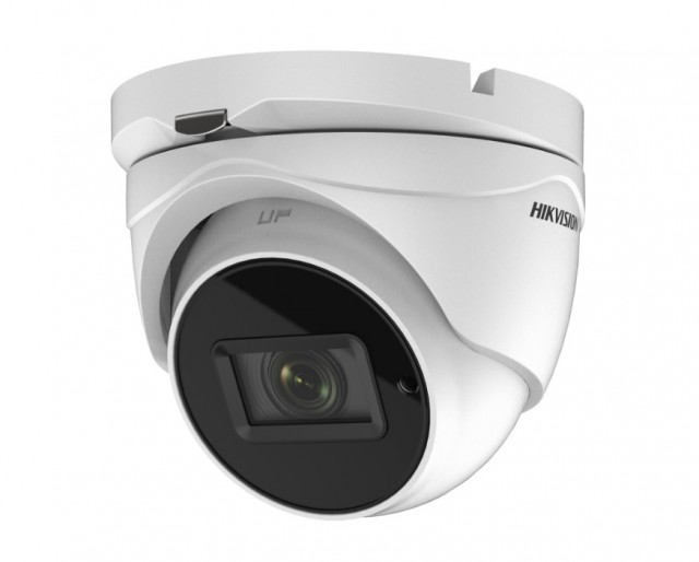 Hikvision DS-2CE79H8T-AIT3ZF Κάμερα HDTVI 5MP Φακός motorized varifocal 2.7-13.5mm