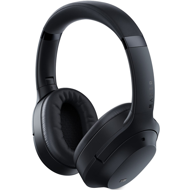 RAZER OPUS NOISE CANCELLING WIRELESS BLUETOOTH HEADPHONES THX – ANC BT HEADSET – BLACK