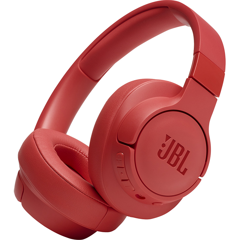 JBL Tune 700BT Ασύρματα Ακουστικά Coral Orange