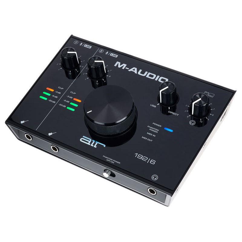 M-Audio air 192|6 Κάρτα Ήχου USB