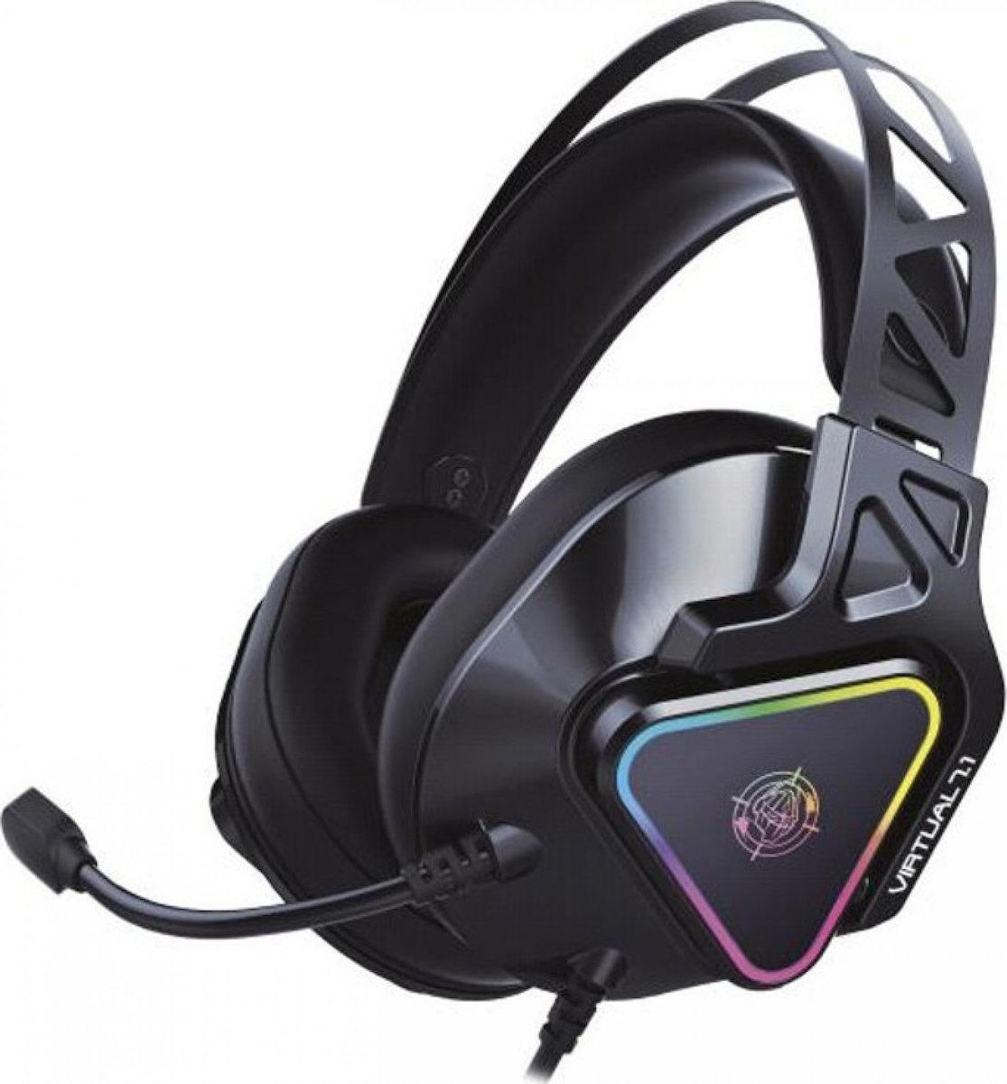 Zeroground HD-3000G Akechi PRO USB 7.1 Gaming Headset