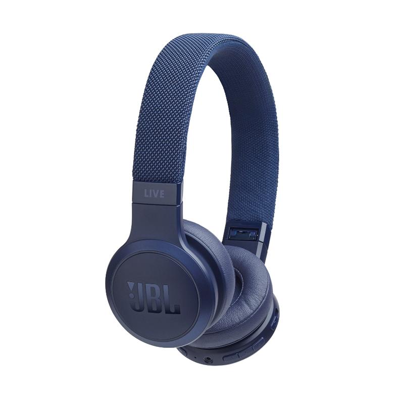 JBL Live 400 BT Ασύρματο Ακουστικό Blue