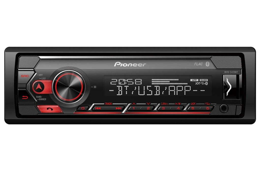 Pioneer MVH-S420BT Ράδιο/USB/Bluetooth