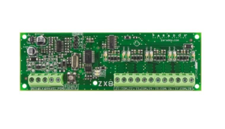Paradox ZX8 Module επέκτασης 8 ζωνών