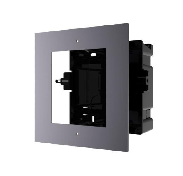 Hikvision DS-KD-ACF1 Βάση για Χωνευτή Τοποθέτηση 1 module