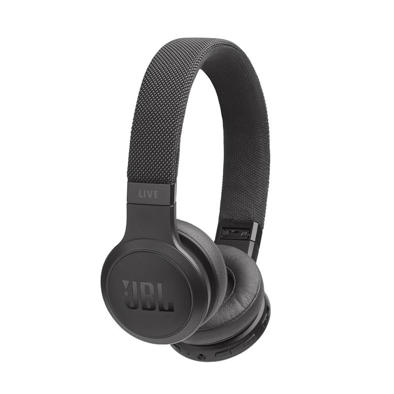JBL Live 400 BT Ασύρματο Ακουστικό Black