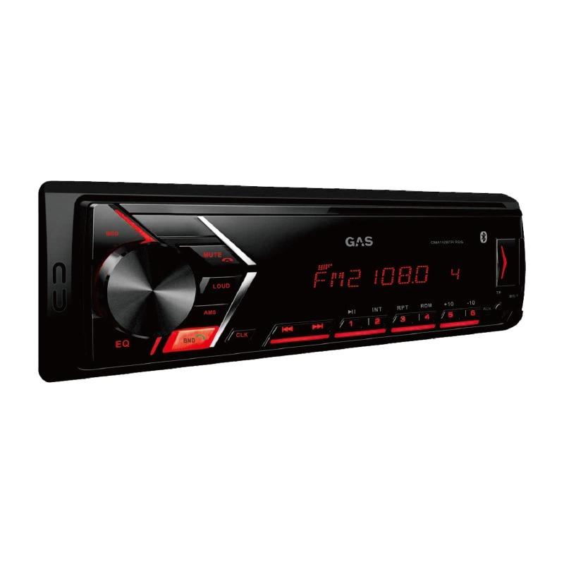 Gas Car Audio GMA152BTR Ηχοσύστημα Αυτοκινήτου