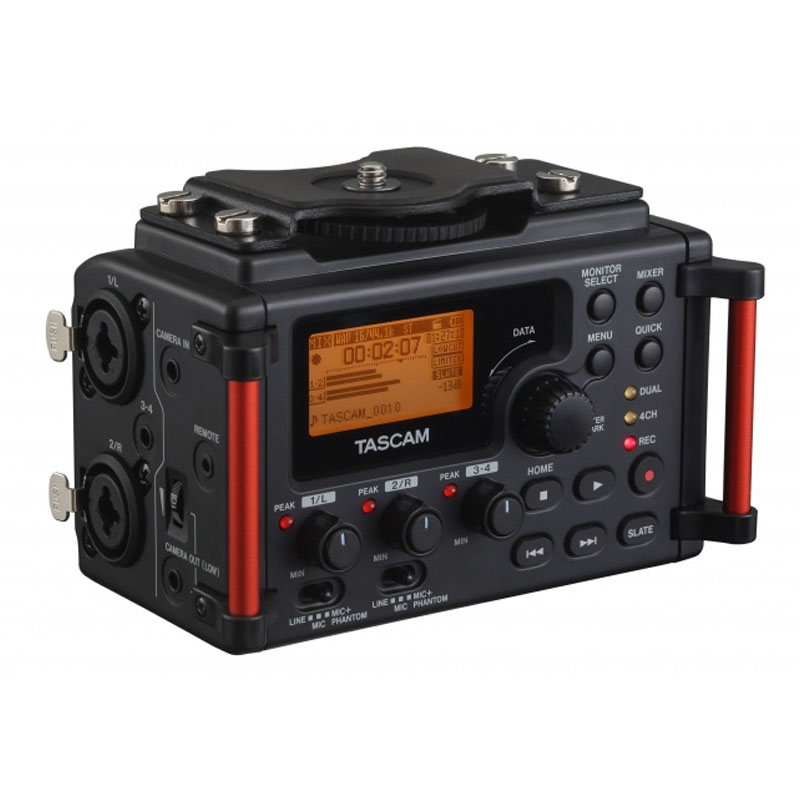 Tascam DR-60D MKII Φορητός Εγγραφέας
