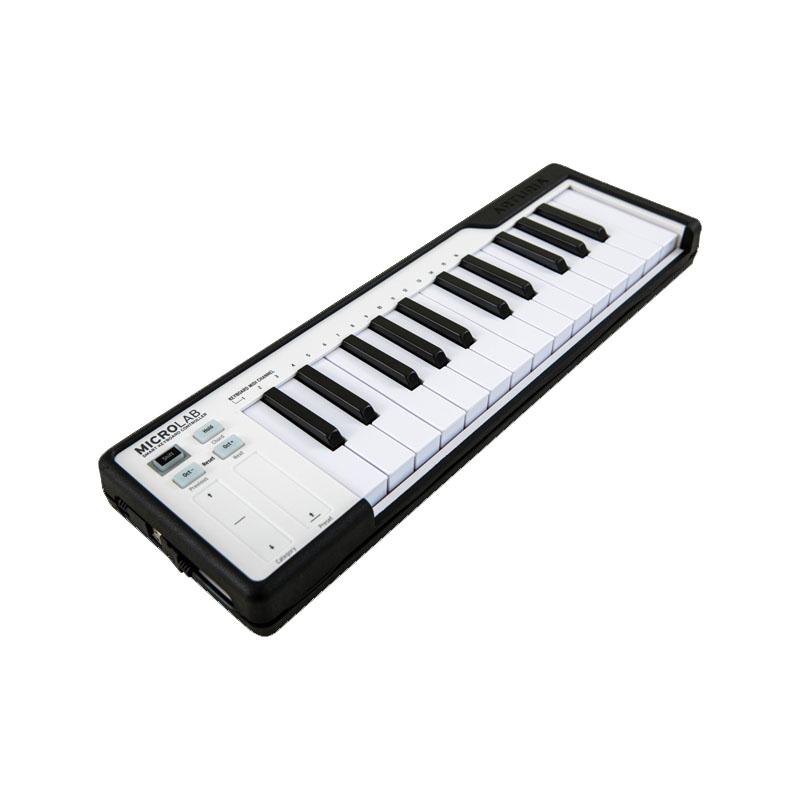 Arturia MicroLab Black Midi Keyboard