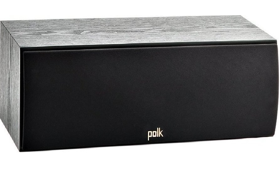 Polk Audio T30 Κεντρικό ηχείο Black