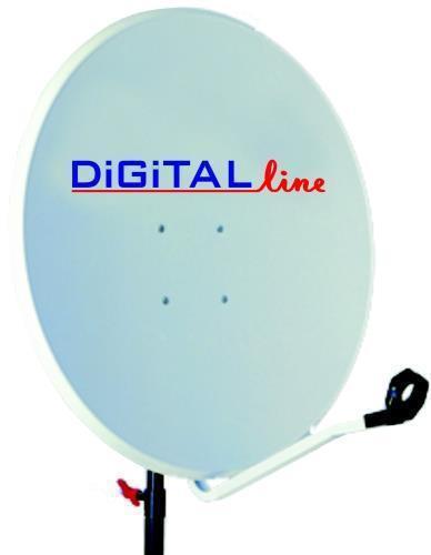 Πιάτο δορυφορικό 1.05cm Digital Line