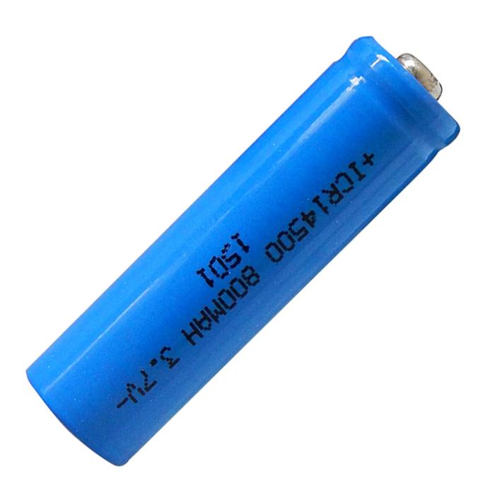 0215 Li-ion ICR14500 3,7V 800mAh