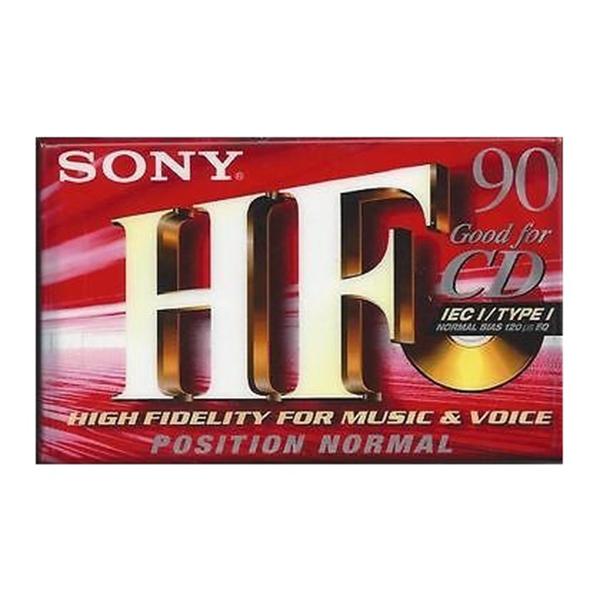 Sony HF 90 Κασέτα