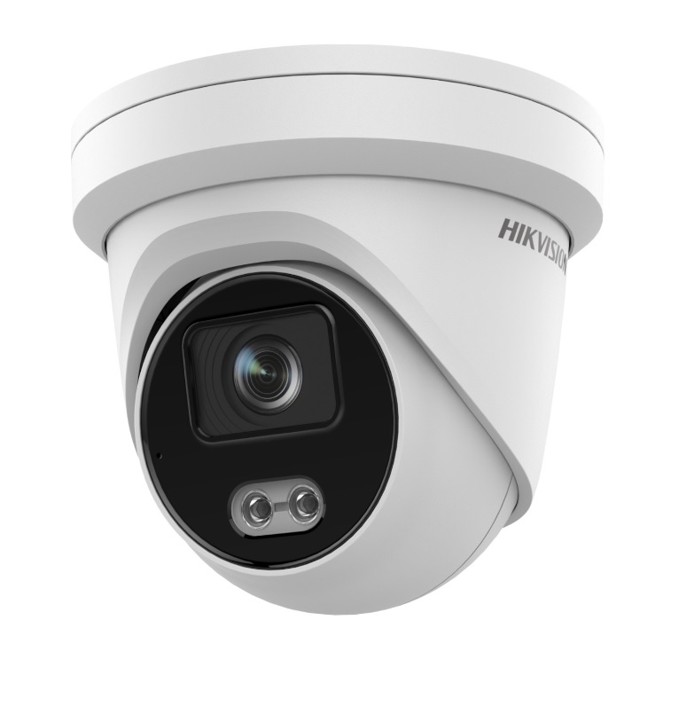 HIKVISION DS-2CD2327G1-LU Δικτυακή Κάμερα 2MP ColorVu Φακός 2.8mm