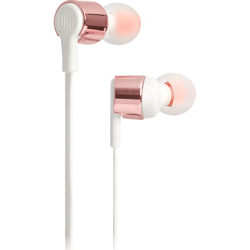 JBL T210 In-Ear Headphones Pink