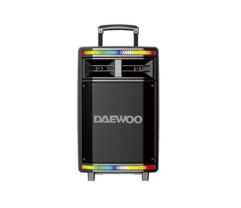 DAEWOO DSK-222 Φορητό Ηχείο Bluethooth 40 Watt Για Καραόκε Με Μικρόφωνο