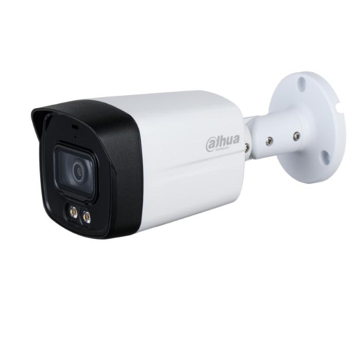 DAHUA HAC-HFW1509TLM-A-LED Full-color Starlight Κάμερα HDCVI 5MP Φακός 3.6mm