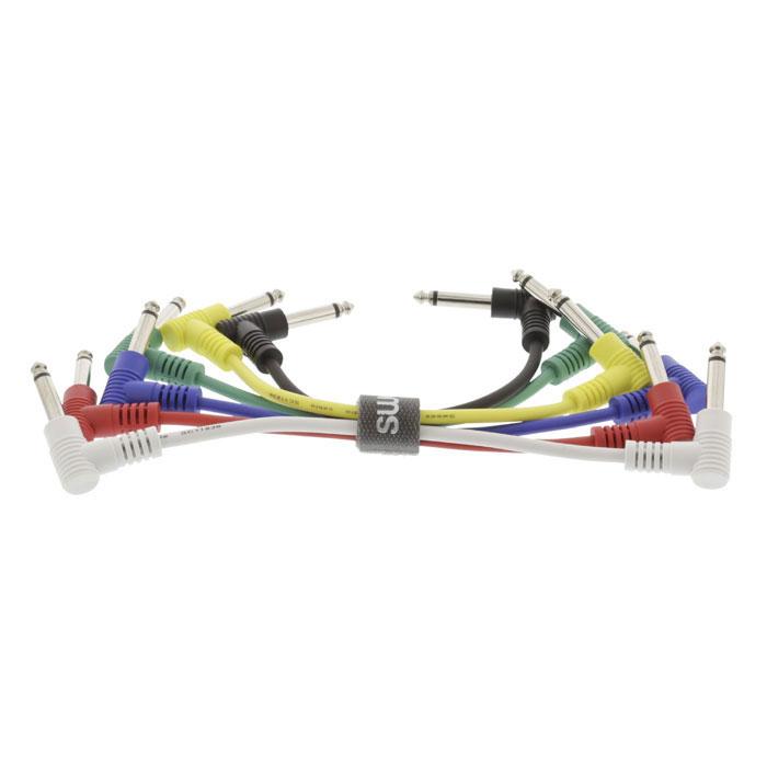 SWEEX SWOP 23010E 0.30 Kαλώδια ήχου mono 6.35mm Αρσενικό Γωνία- 6.35mm Αρσενικό Γωνία, 0.30m