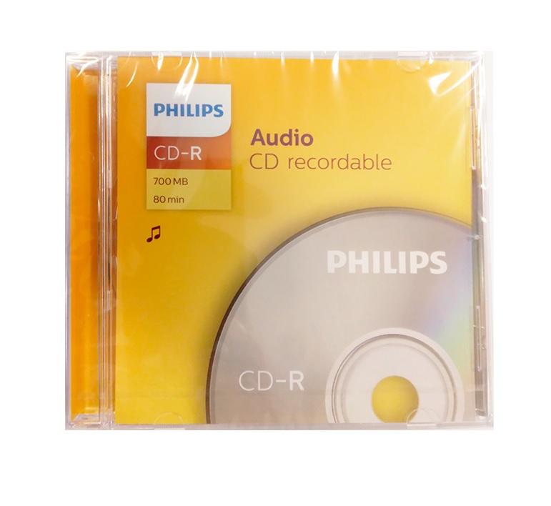 PHILIPS AUDIO CD-R (TEM)
