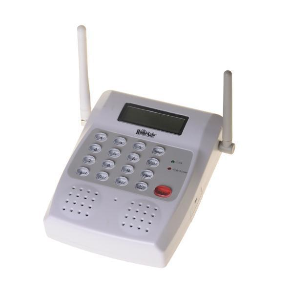 HomeSafe, T068S, Ασύρματος συναγερμός με GSM & Τηλεειδοποίηση
