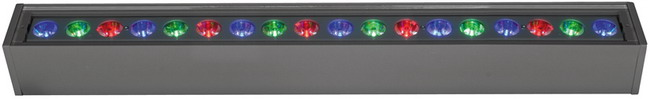 GRIVEN AL-1402 ΠΡΟΒΟΛΕΑΣ LED PARADE D18 30M +RGB