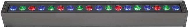 GRIVEN AL-1404 ΠΡΟΒΟΛΕΑΣ LED PARADE D18 45M +RGB
