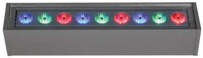 GRIVEN AL-1410 ΠΡΟΒΟΛΕΑΣ LED PARADE D9 30M +RGB