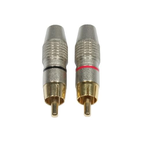 Accu-Cable, 1613000028, Βύσματα RCA