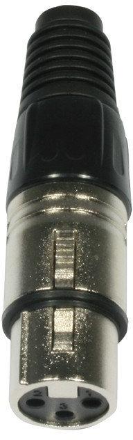 Accu-cable, 1613000018, βύσμα, XLR θηλυκό