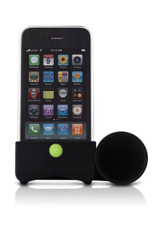Bone Collection, BONE HORN STAND P3, Φορητός φυσικός ενισχυτής για iPhone