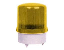 CNTD, C-1081-230VAC Φάρος Μικρός(84X134mm) LTD1081- Κίτρινο