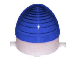 CNTD, C-3072 Φάρος Strobe 24VDC (106X103mm) LTD3072 -Μπλε