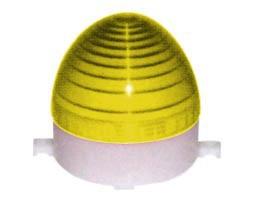 CNTD, C-3072 Φάρος Strobe 24VDC (106X103mm) LTD3072 -Κίτρινο
