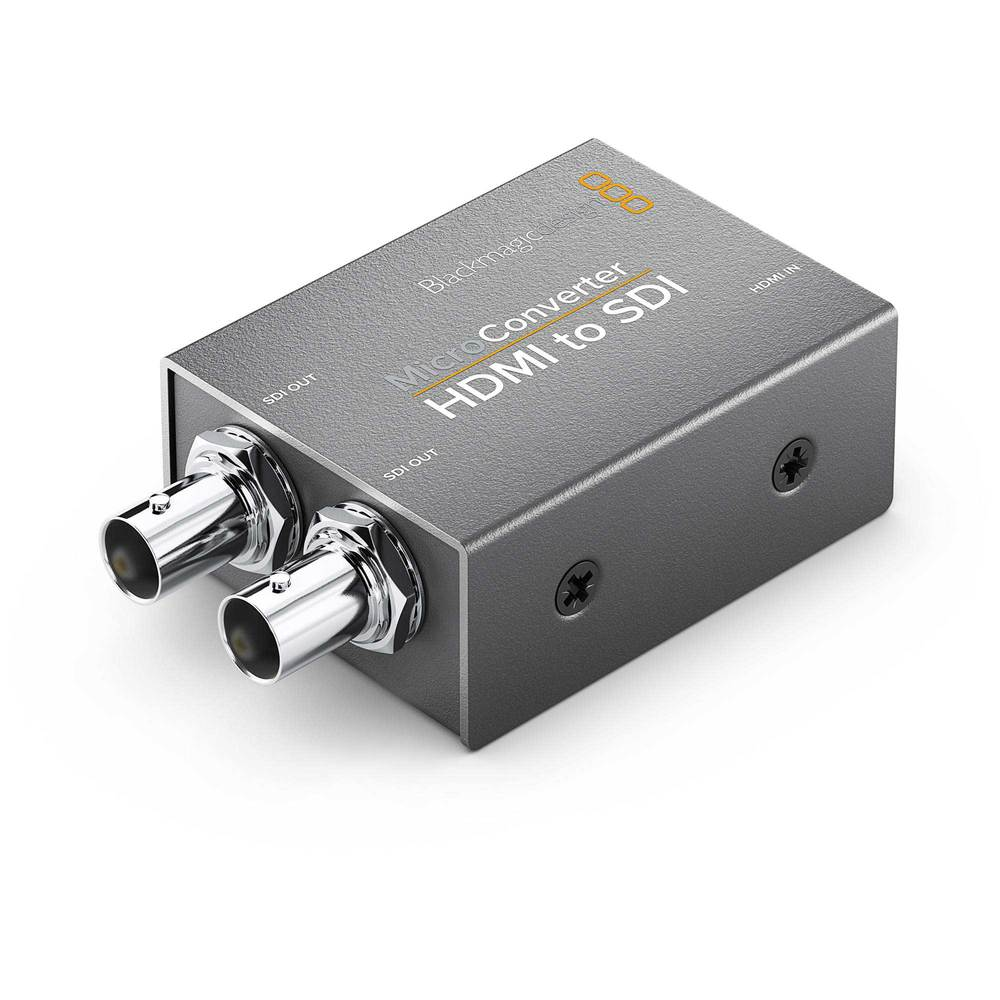 BLACKMAGIC DESIGN CONVCMIC/HS Micro Converter - HDMI to SDI