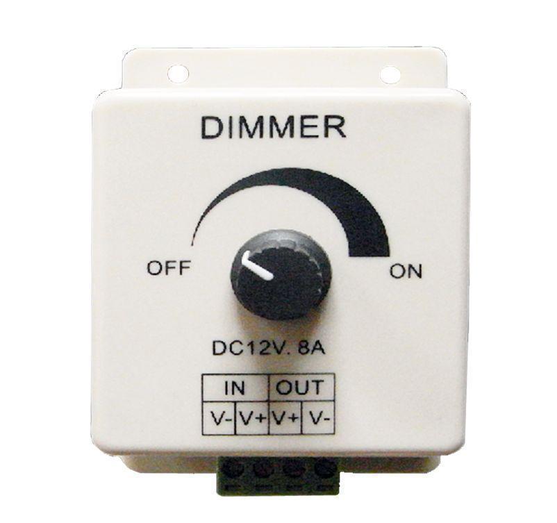 OEM, DCR-102, Εξάρτημα Controller Led dimmer απλός