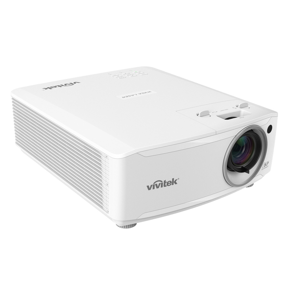 VIVITEK PROJECTOR DH4661Z-WH 1080p 5000lm 20000:1
