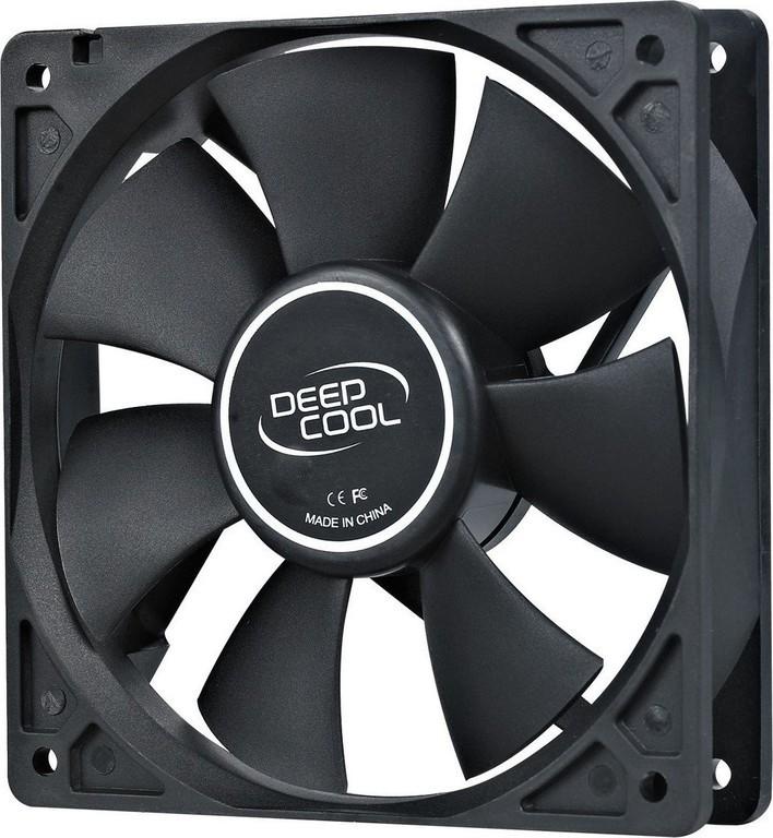 Deep Cool DP-FDC-XF120 Ανεμιστήρας 120mm. - Black
