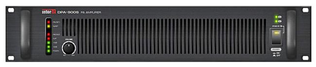 INTER-M DPA-900S ΤΕΛΙΚΟΣ ΕΝΙΣΧΥΤΗΣ 1Χ900W/100V PRIORITY IN