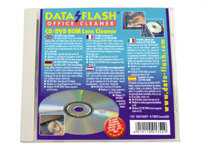 Καθαριστικό Dataflash Lens Cleaner DF1352 CD/DVD/Blu-ray