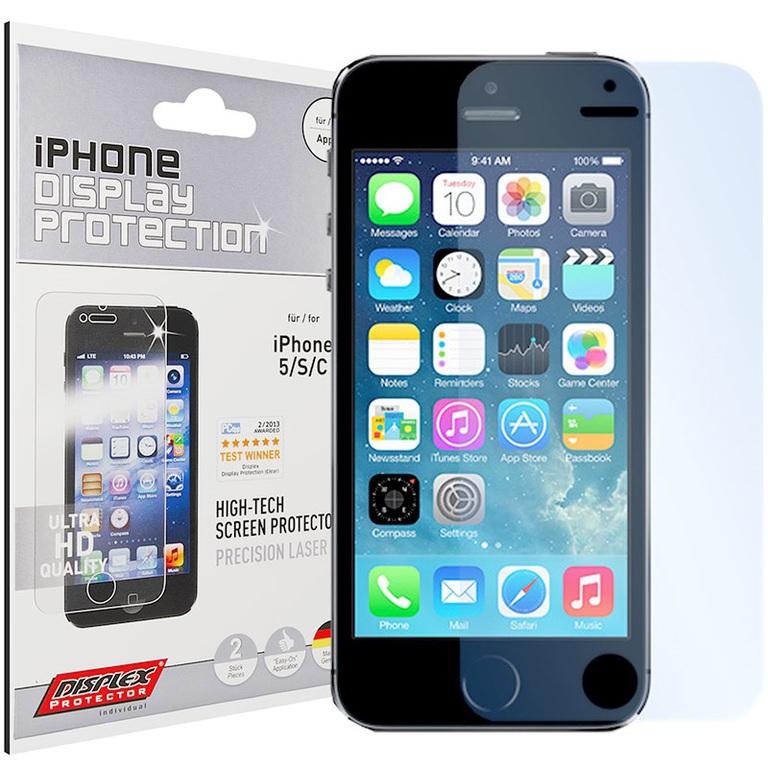 Displex, 001964, Προστασία για την οθόνη του iPhone 5
