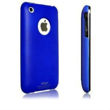 Elago, SF S2 CASE, Σκληρή θήκη για iPhone 3G/3GS με αντάπτορα στήριξης