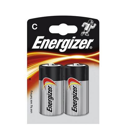 Μπαταρία Αλκαλική Energizer C
