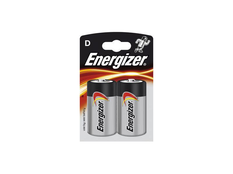 Μπαταρία Αλκαλική Energizer D