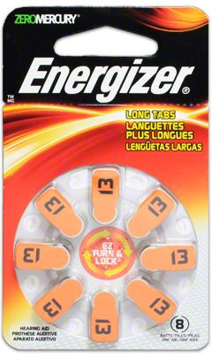 Energizer, 13, Μπαταρία Βαρηκοΐας 8 τεμ.