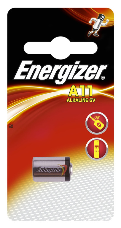 Energizer, A11, Μπαταρία Αλκαλική - 1 τεμ.